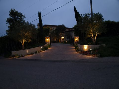 Conejo Valley Outdoor Lighting Fixtures