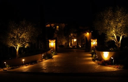 Conejo Valley Outdoor Lighting